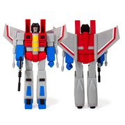 Super7 Transformers ReAction Figure Only - Starscream Urban Attitude