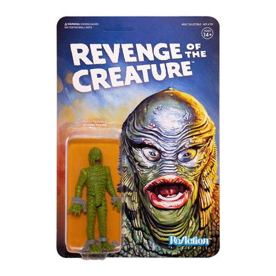 Super7 Universal Monsters ReAction Figure -  Revenge of the Creature Urban Attitude