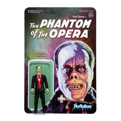 Super7 Universal Monsters ReAction Figure -  The Phantom of the Opera Urban Attitude