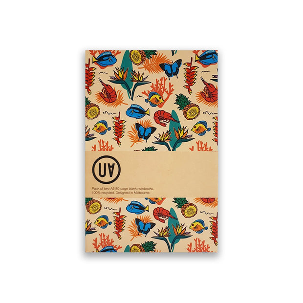 UA Softcover Notebook Paradise Urban Attitude