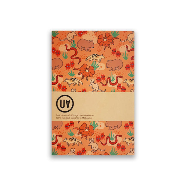 UA Softcover Notebook Sunburnt Country Urban Attitude