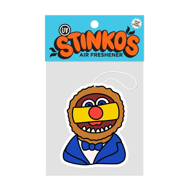 UA Stinkos Car Air Freshener - Agro Urban Attitude