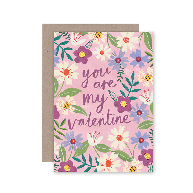 ahd paper co card you are my valentine MS0303 urban attitude
