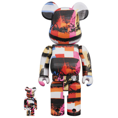 bearbrick 100 400 set andy warhol the last supper urban attitude