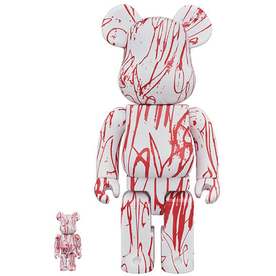 bearbrick 100 400 set curtis kulig love me urban attitude