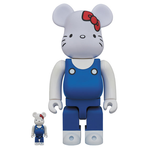 bearbrick 100 400 set hello kitty generation 70 urban attitude