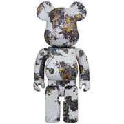 bearbrick 100 400 set jackson pollock studio splash 400 urban attitude