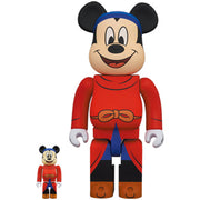 bearbrick 100 400 mickey mouse fantasia urban attitude