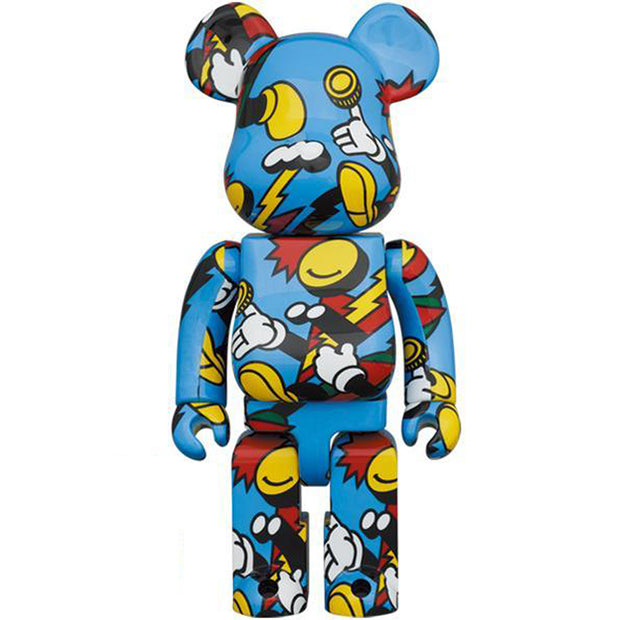 bearbrick 100 and 400 set grafflex 400 urban attitude