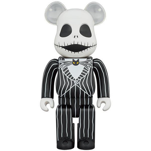 bearbrick 100 and 400 set jack skellington 2021 400 urban attitude