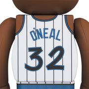 bearbrick 100 and 400 set shaquille oneal back urban attitude