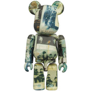 bearbrick 100 and 400 set the beatles anthology 100 urban attitude