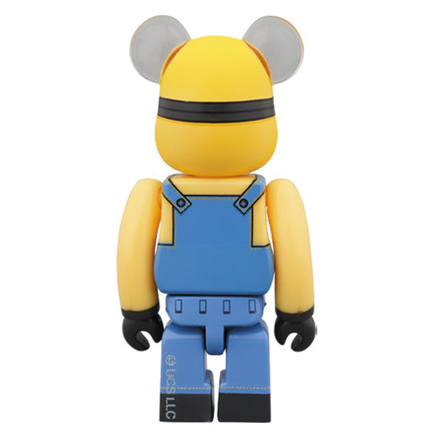 bearbrick 100% set despicable me minions bob tim bob back urban attitude