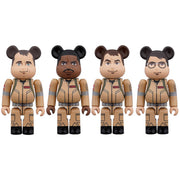 bearbrick 100 set ghostbusters urban attitude