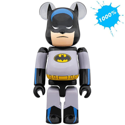 Bearbrick 1000% Batman Animated Series urban attitude