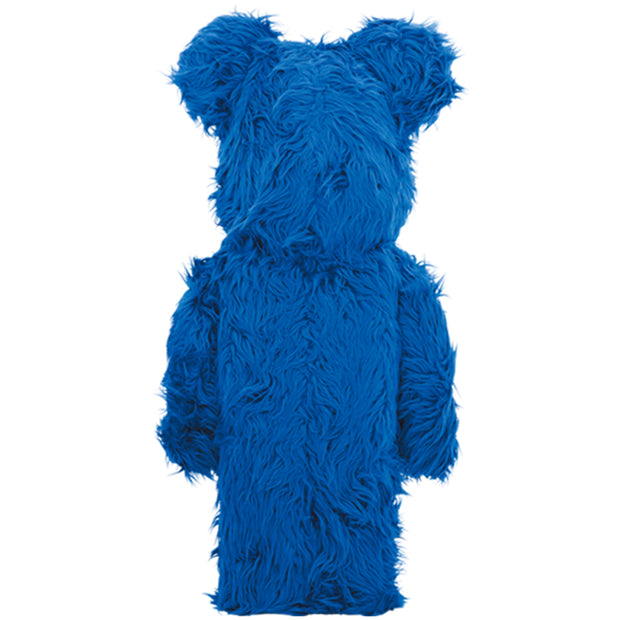 bearbrick 1000 cookie monster costume version back urban attitude