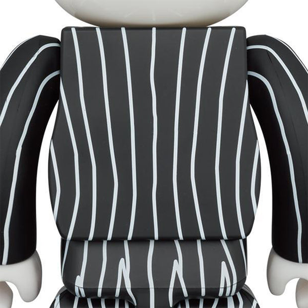 bearbrick 1000 jack skellington 2021 back urban attitude