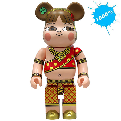 bearbrick 1000 mari wonder girl main urban attitude
