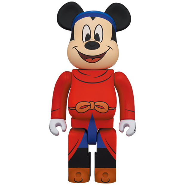 bearbrick 1000 mickey mouse fantasia urban attitude