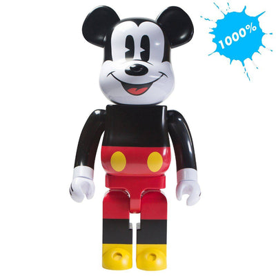Bearbrick 1000% Mickey Mouse urban attitude