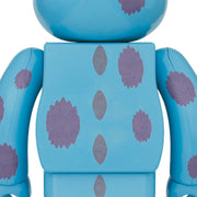bearbrick 1000 monsters inc sulley back urban attitude