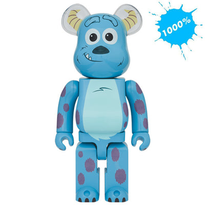 bearbrick 1000 monsters inc sulley main urban attitude