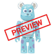 bearbrick 1000 monsters inc sulley preview urban attitude