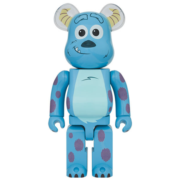 bearbrick 1000 monsters inc sulley urban attitude