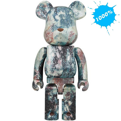 bearbrick 1000 pushead main urban attitude