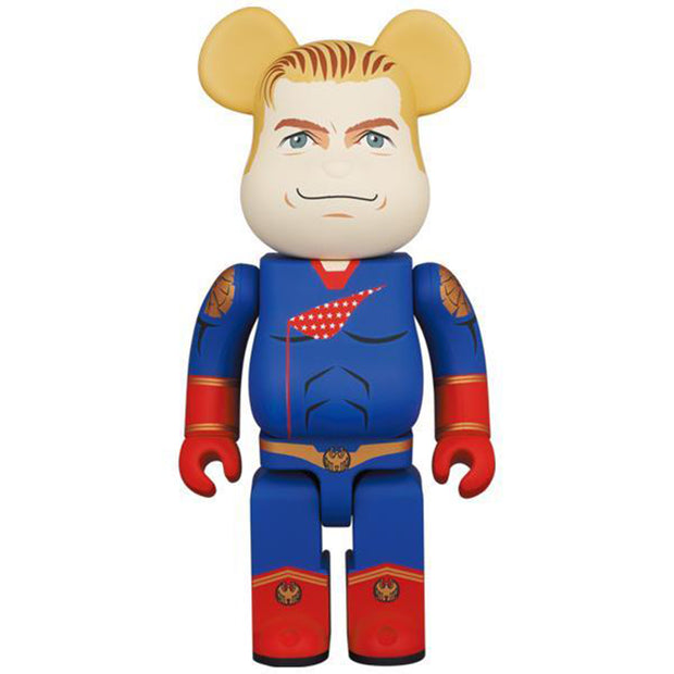bearbrick 1000 the boys homelander urban attitude