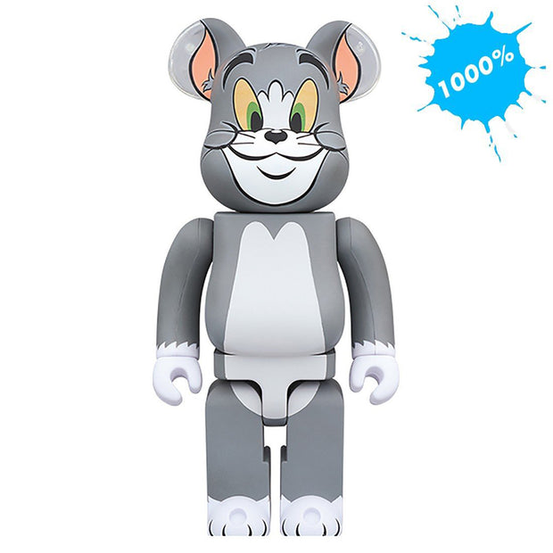 Bearbrick 1000% Tom & Jerry TOM urban attitude