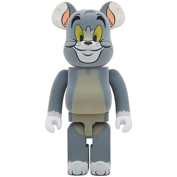 bearbrick 1000 tom flocky tom and jerry front urban attitude