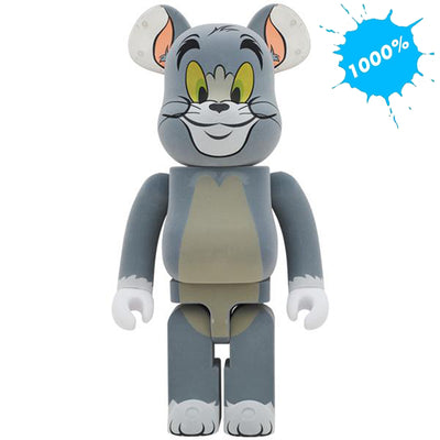bearbrick 1000 tom flocky tom and jerry main urban attitude