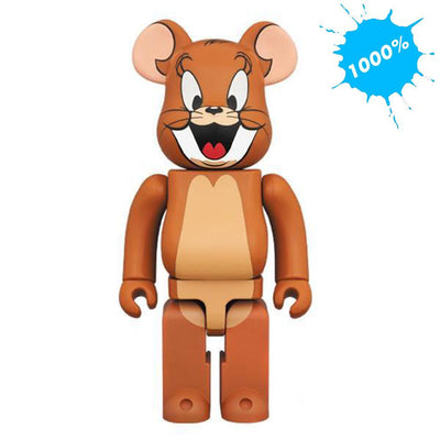 Bearbrick 1000% Tom & Jerry urban attitude