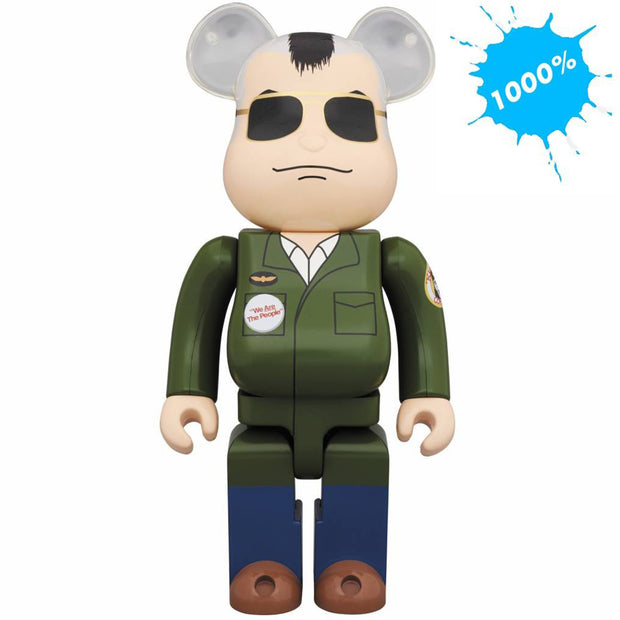 Bearbrick 1000% Taxi Driver Travis Bickle