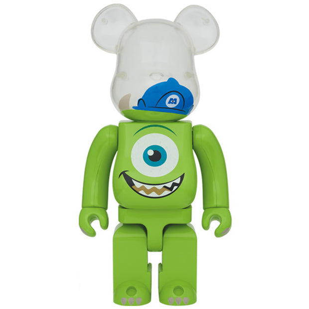 bearbrick 400 100 set monsters inc mike 400 urban attitude