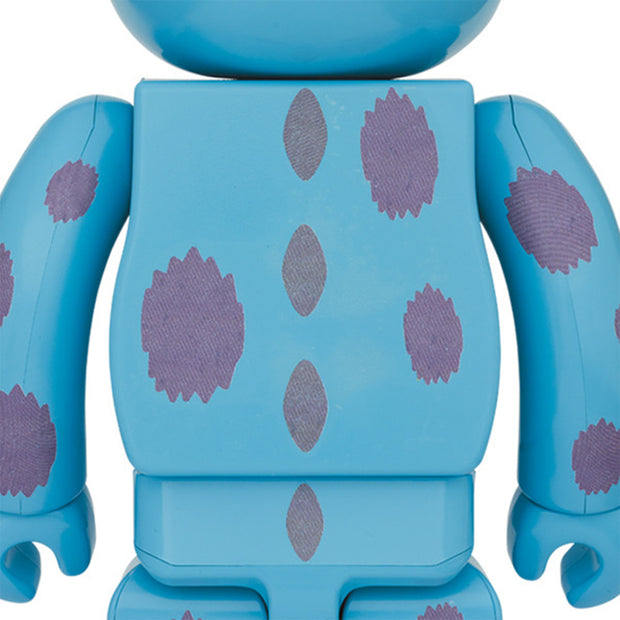 bearbrick 400 100 set monsters inc sulley back urban attitude