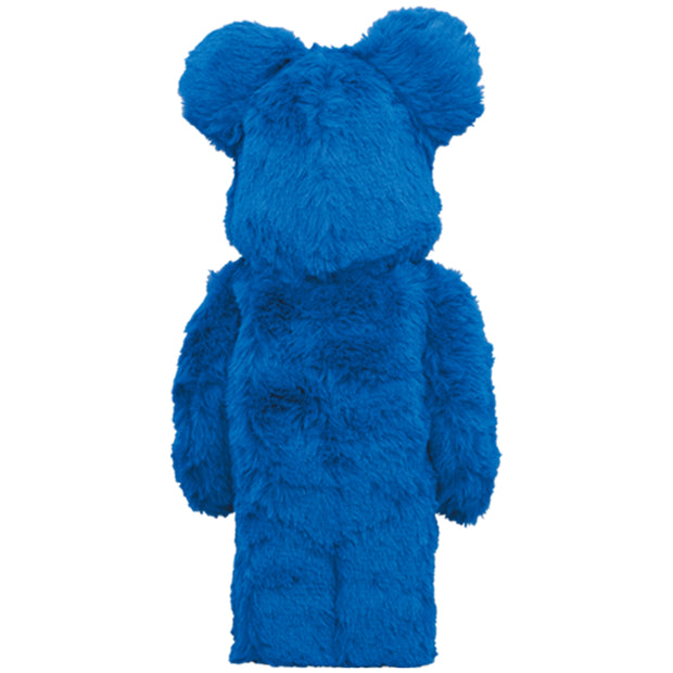 bearbrick 400 cookie monster costume version back urban attitude