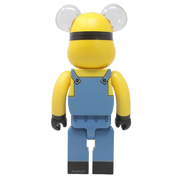 bearbrick 1000 despicable me minions kevin back urban attitude