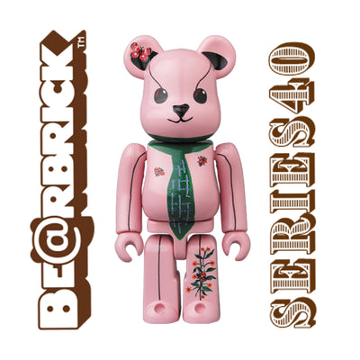 bearbrick series 40 100 animal nathalie lete urban attitude