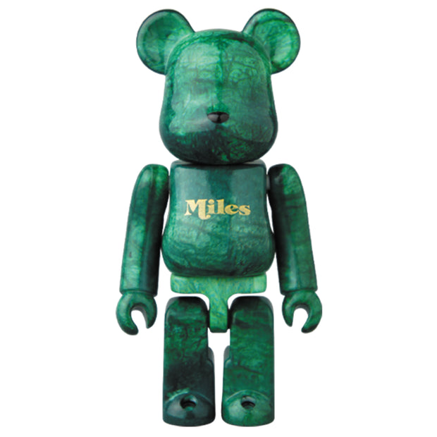 bearbrick series 40 100 artist miles new york urban attitude