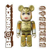 bearbrick series 40 100 hero wonder woman ww84 urban attitude