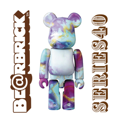 bearbrick series 40 100 pattern 4 dimensional urban attitude