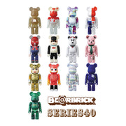 bearbrick series 40 100 blind box urban attitude