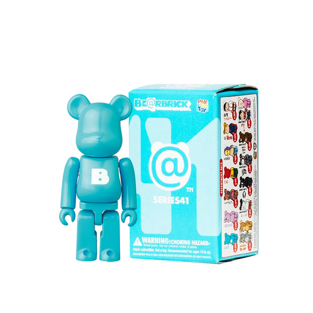 bearbrick series 41 blind box packaging urban attitude