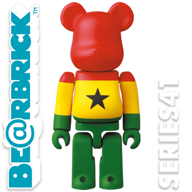 bearbrick series 41 flag logo urban attitude