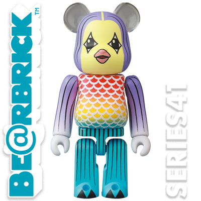 bearbrick series 41 horror logo urban attitude