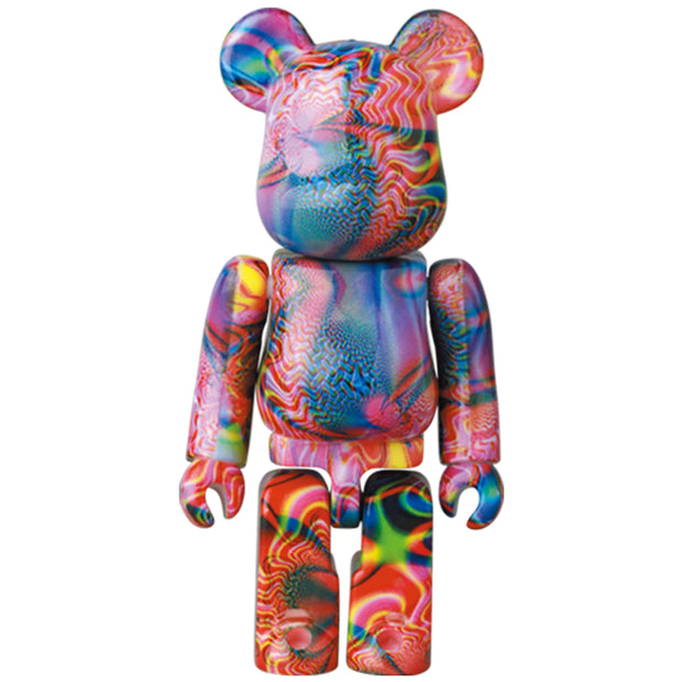 bearbrick series 41 pattern urban attitude