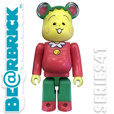 bearbrick series 41 secret coji coji urban attitude