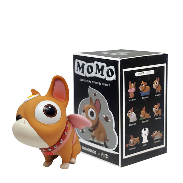 Boombox blind box momo secret life of dogs series urban attitude